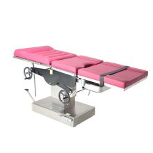Gynecology electric medical operating table