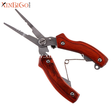Brine Rust Prevention Fly Needle Nose Fishing Pliers