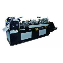 Automatic envelope paper bag sealing and making machine
