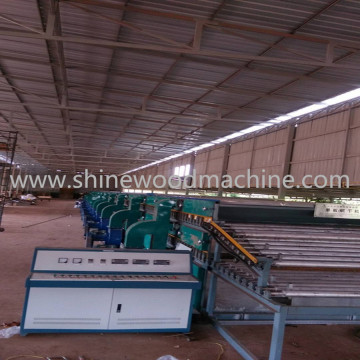 Electric Heating Type Veneer Dryer