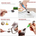 PREMIUM Stackable Magnetic Measuring Spoons Set