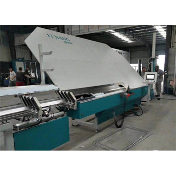 Aluminum frame of automatic bending machine