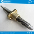 50mm lead screw with trapezoidal thread for Tr50x12