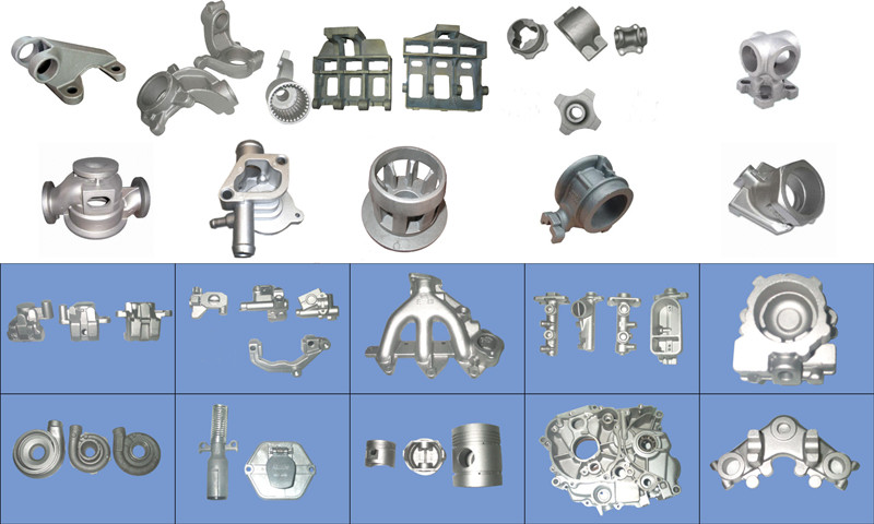 3Investment Casting Parts
