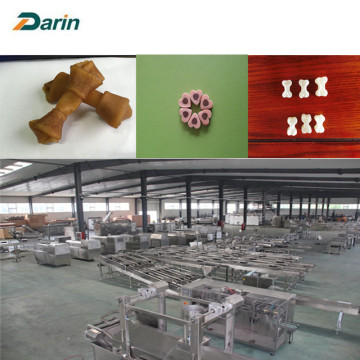 Dog Snacks Chewing Food Production Line