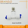 Pom Material Flow Regulating Valve For Ro Purifier