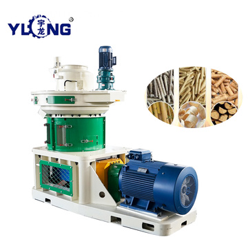 1-1.5/h Activated Carbon Pellet Making Machine