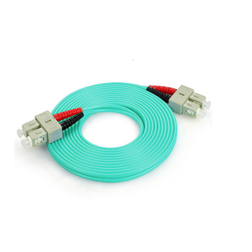 Single Mode Duplex Fiber Optical Patch Cord
