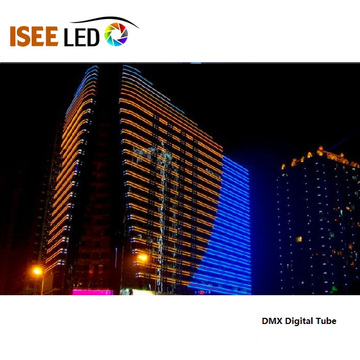 RGB Led Tube Light Madrix compatible