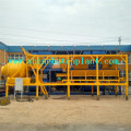 20 Wet Mobile Concrete Batching Plant