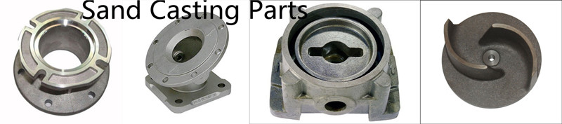 Cnc machining casting small iron part