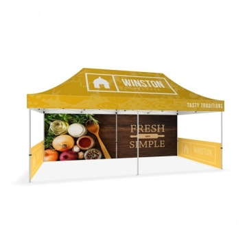 Customers 3m x 6m Marquee Folding Tent