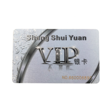 Plastic Gift Business Smart Card