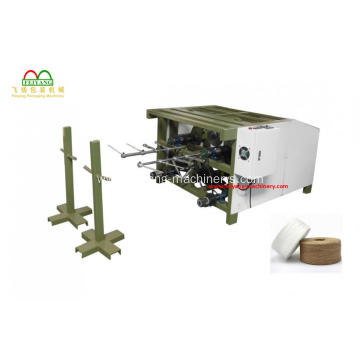 Colorful Kraft Paper Rope Making Machinery