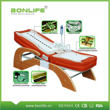 Jade Heating Thermal Therapy Massage Bed