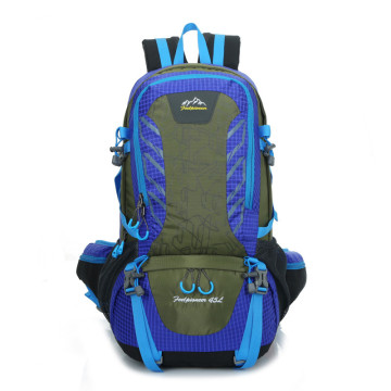 Outdoors bouble shoulder hiking backpack