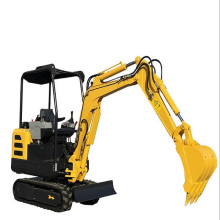 Chinese new 1 ton small cheap mini digger