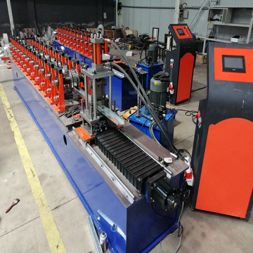Metal U Tile Roofing Panel Machine