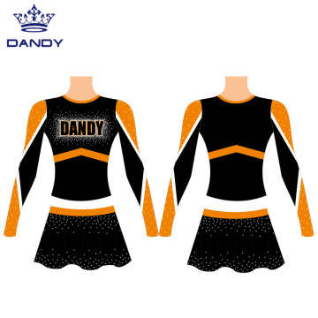 Kids Cheer Dance Uniforms