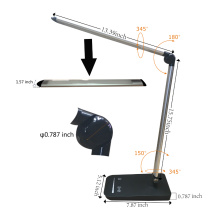Folding Dimmable Office Desk Lamp USB Charging