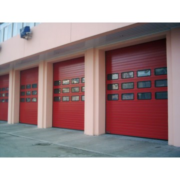 Automatic Industrial Overhead Sectional Door
