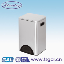 Stainless Steel Electric Dustbin