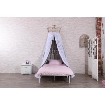 Hanging Mosquito Net Dome Curtains Indoor Bed Canopy