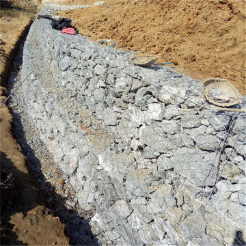 80*100 Gabion Retaining Wall For Garden