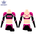 All Star Cheer Crop Top Uniforms