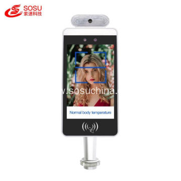Temperature Instruments Infrared body scanner lcd