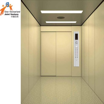 Freight Elevator for Capacity From 1000kg to 12000kg