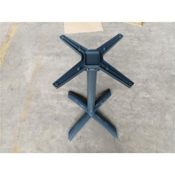 650x650 aluminum stackable folding base