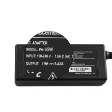 19V3.42A HP 65W power adapter 4.8*1.7MM