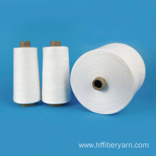 Virgin Spun Polyester Spun Thread 30/2 30/3 Polyester Yarn on Cone