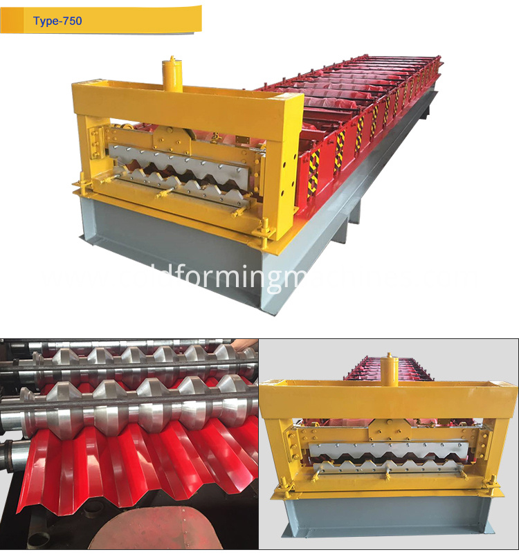 roll forming machine 2