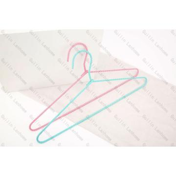 Eco-friendly and Anti-slip Fabric Metal Hanger