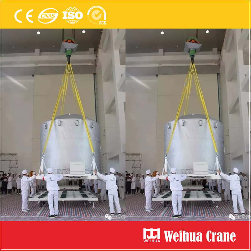 Rocket Production Overhead Crane