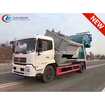 New Arrival Dongfeng 12cbm Waste Collection Truck