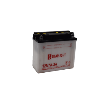 12V7AH 12N7A-3A Conventional Motorcycle Batteries