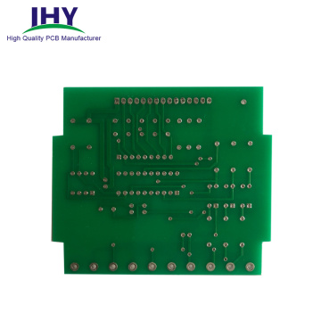 Simple Double Layer 1mm Thickness Copper Material PCB Circuit Board