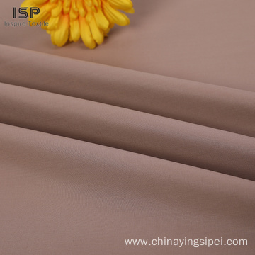 solid plain woven polyester cotton blend fabric price