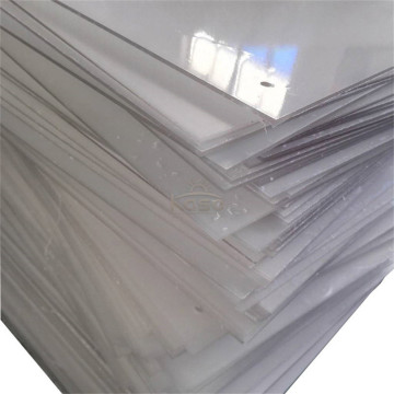 Fence Panel Emboosed Solid Embossed Polycarbonate Sheet