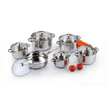 Stainless Steel Pots and Pans Set