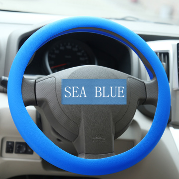 Silicone Car Steering Wheel Case For Auto Accessories
