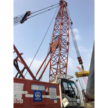 Telescopic Crawler Crane Price for Sale