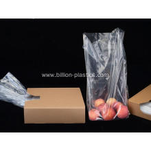 Supermarket Transparent Flat Bag
