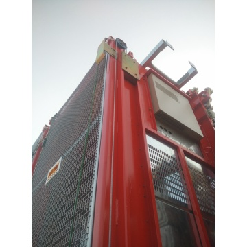 safe Inner Climbing Tower Crane