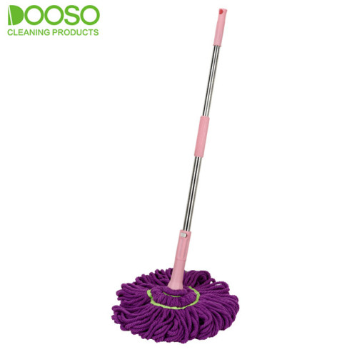 Twist Stainless Steel Microfiber Flat Mop DS-1270