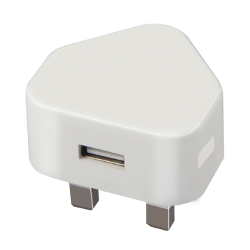 UK plug 5V 1A Universal USB Wall Charger