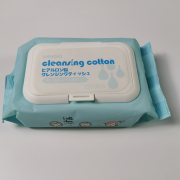 Disposable Facial Cleansing Wipes with Reasonable Price